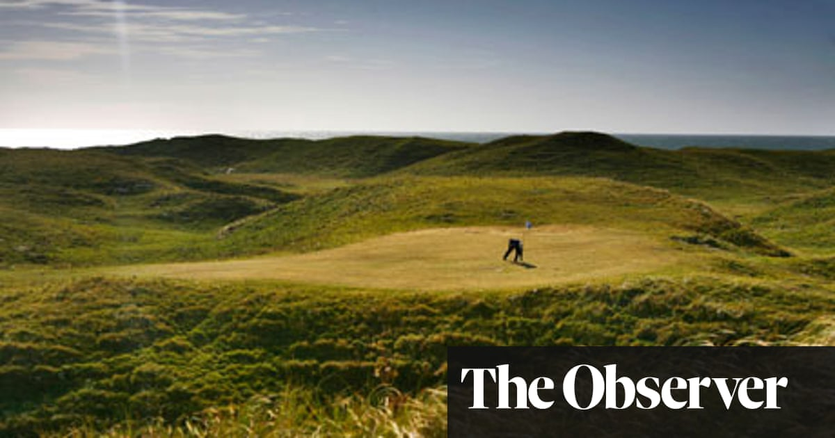 The missing links: South Uist - golf's 'holy grail' | Sport