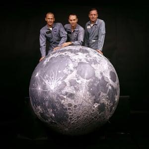 Apollo 11: Apollo 11 Crew 'On' The Moon