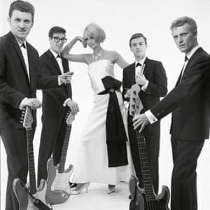 NPG Beatles to Bowie: The Shadows and Ros Watkins, 1961