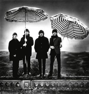 NPG Beatles to Bowie: The Beatles, 1964