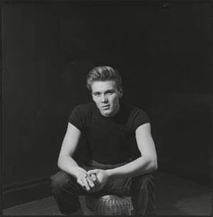 NPG Beatles to Bowie: Billy Fury, 1961 By Ida Kar