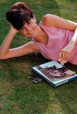 NPG Beatles to Bowie: Sandie Shaw, London, Regent's Park, 1965