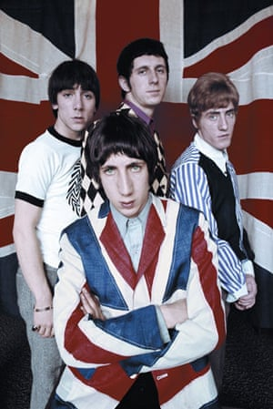 NPG Beatles to Bowie: The Who, 1966, by Colin Jones