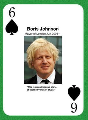 Nice People Take Drugs: Boris Johnson
