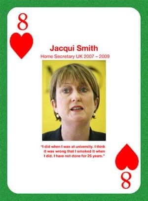 Nice People Take Drugs: Former Home Secretary Jacqui Smith