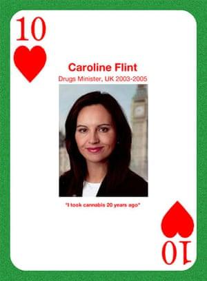 Nice People Take Drugs: Former Minister for Europe Caroline Flint