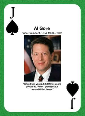 Nice People Take Drugs: Former Vice President Al Gore