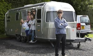 Tim Moore: Just how did caravanning get this cool? | Travel