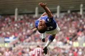 Barclays Sport Photos: Steven Pienaar celebrates