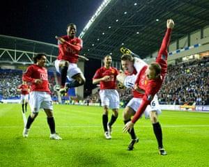 Barclays Sport Photos: United players celebrate