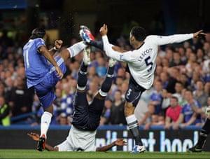 Barclays Sport Photos: Joseph Yobo, Didier Drogba and Joleon Lescott