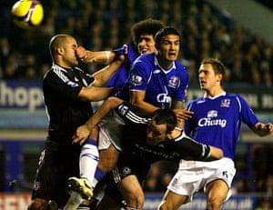 Barclays Sport Photos: Alex,  John Terry, Tim Cahill and Marouane Fellaini