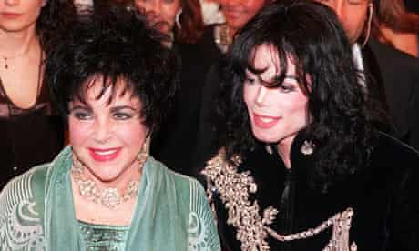 Michael Jackson, Elizabeth Taylor