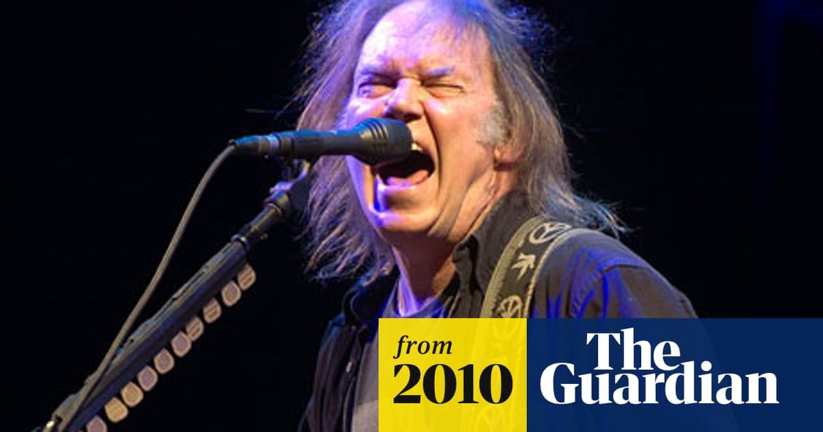 Neil Young to issue four unreleased albums   Music   The