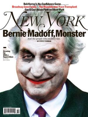 Bernard Madoff: New York magazine: March 2009