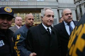 Bernard Madoff: Madoff bailed by federal court