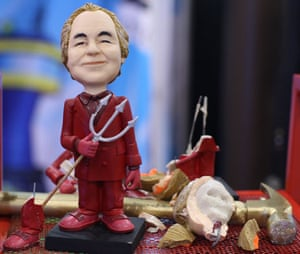 Bernard Madoff: Madoff doll