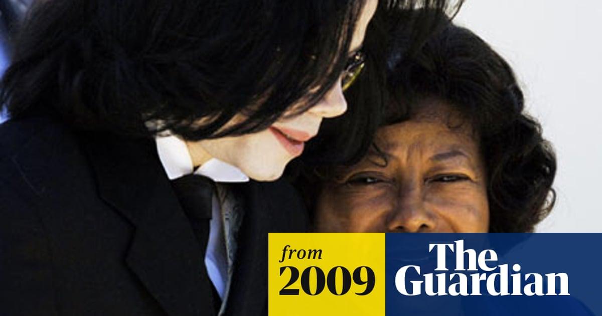 Profile Katherine Jackson Michael Jackson The Guardian
