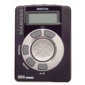 Diamond Rio MP3 player