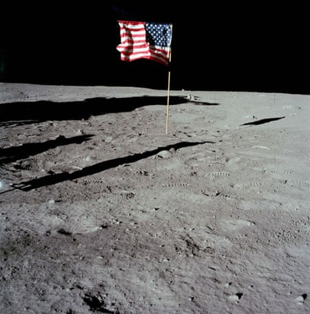 In Pictures: Top 10 Apollo hoax claims | Science | The Guardian