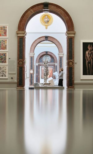 RA Summer Exhibition 2009: The Royal Academy Summer Exhibition Previews In Its 241st year