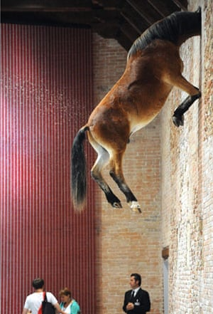 Venice Biennale: Venice Biennale gets under way
