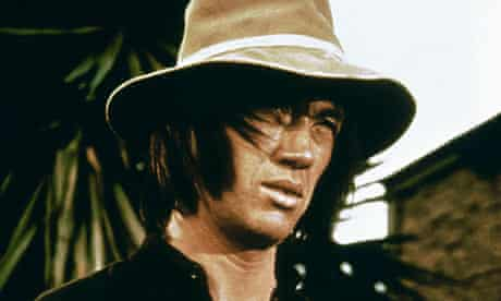 David Carradine starring in the tv series Kung Fu