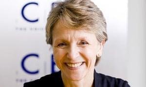 Helen Alexander, new president of the CBI