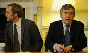 James Purnell and Gordon Brown