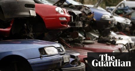 Scrappage scheme helps drive car industry out of slump | Business ...