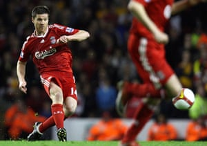 Top transfer targets: Liverpool's Xabi Alonso