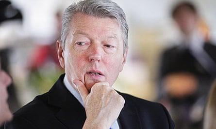 Home secretary Alan Johnson, Gordon Brown cabinet reshuffle