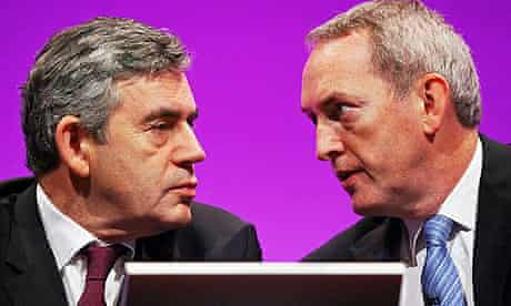 John Hutton quits as defence secretary, with Gordon Brown