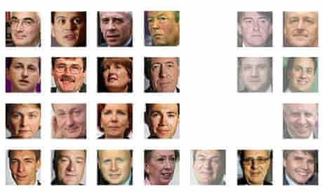 Labour reshuffle interactive