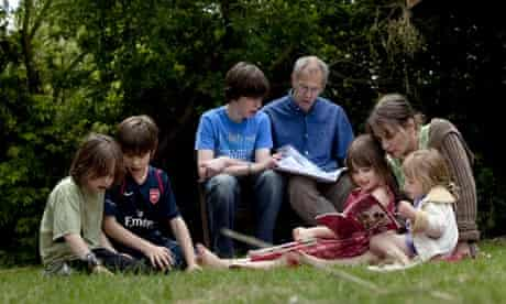 Home-schooling: the Crawshaw family