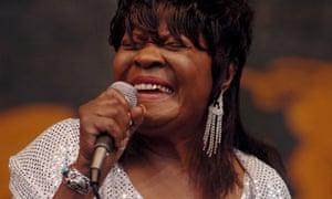 Blues singer Koko Taylor