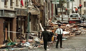 Omagh bombing, 15 August 1998