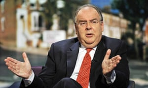 Former lord chancellor Lord Falconer on the BBC's Politics Show