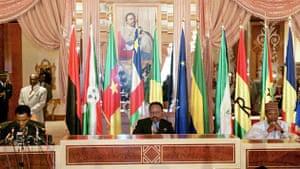 Omar Bongo obituary: Presidents from Equatorial Guinea Teodoro