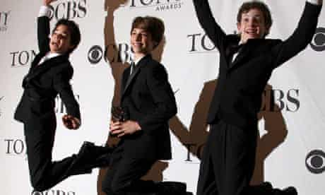 Billy Elliot, The Musical wins at Tony Awards