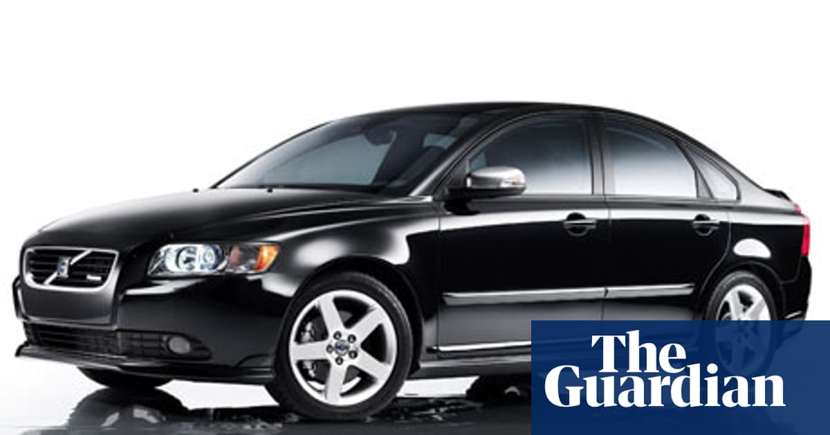 Volvo S40 DRIVe: What Car? greenest car of the year