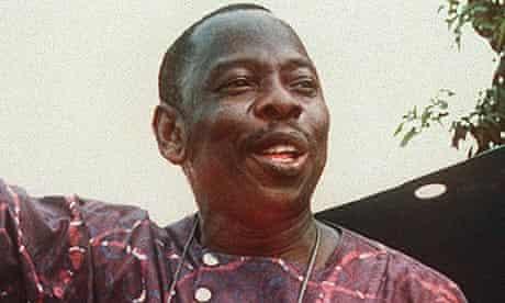 Ken Saro-Wiwa in 1993