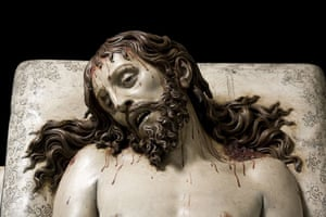 Sacred Made Real: Dead Christ (detail), 1625–1630