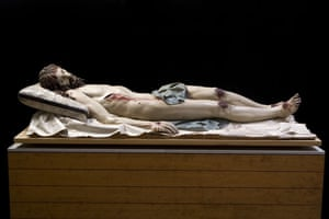 Sacred Made Real: Dead Christ, 1625–30