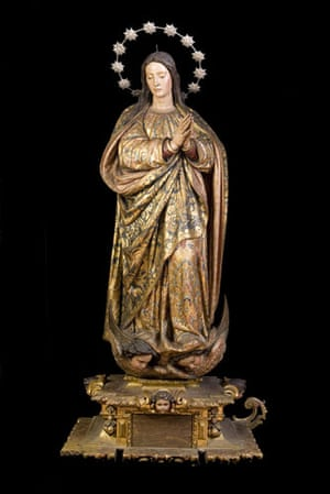 Sacred Made Real: Virgin of the Immaculate Conception, about 1620