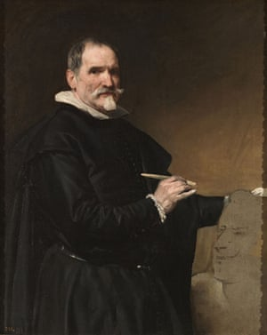 Sacred Made Real: Portrait of Juan Martínez Montañés, 1635