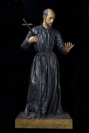 Sacred Made Real: Saint Francis Borgia, 1624