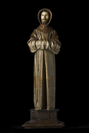 Sacred Made Real: Saint Francis Standing in Meditation, about 1663