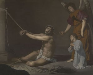 Sacred Made Real: Christ after the Flagellation contemplated by the Christian Soul