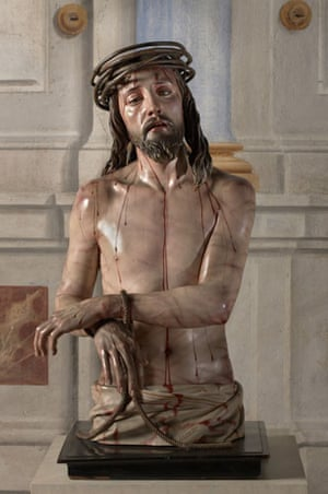 Sacred Made Real: Christ as the Man of Sorrows, 1673